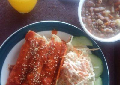 Tasty veggy meals