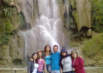 Tourist Attraction - Zaragoza Falls