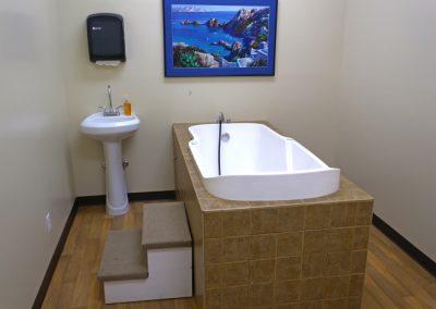 Hydrotherapy Tub